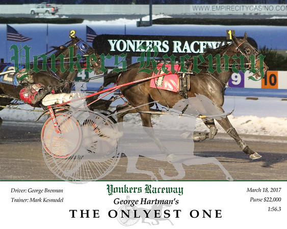 20170318 Race 1- The Onlyest One 2