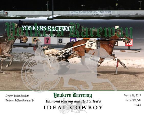 20170318 Race 4- Ideal Cowboy