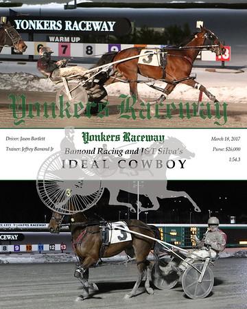 20170318 Race 4- Ideal Cowboy 2