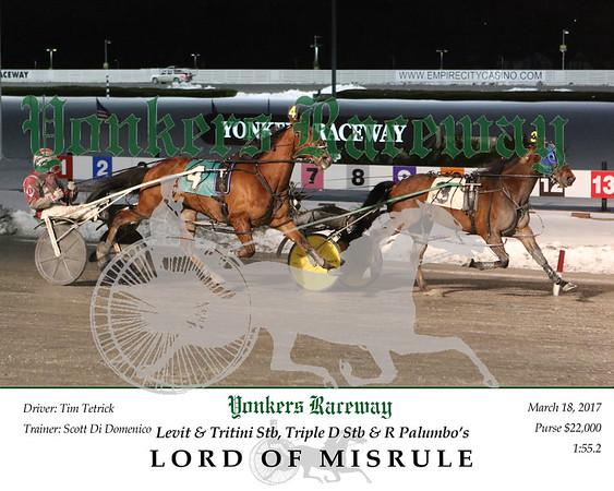 20170318 Race 2- Lord Of Misrule
