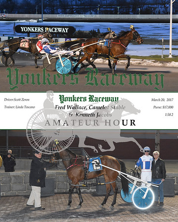 03202017 Race 1-Amateur Hour