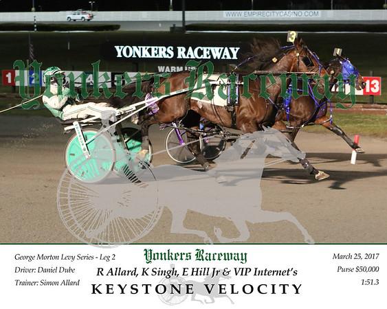 20170325 Race 6- Keystone Velocity