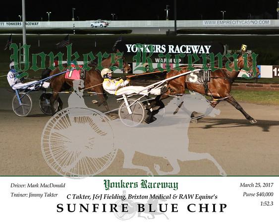 20170325 Race 8- Sunfire Blue Chip