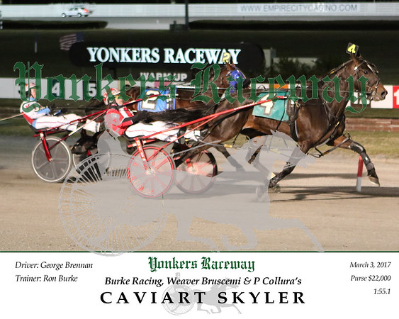 20170303 Race 7- Caviart Skyler