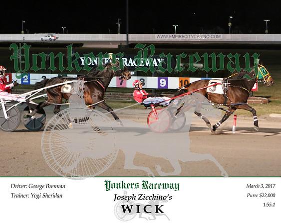 20170303 Race 5- Wick N