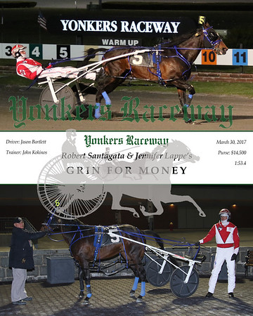 20170330 Race 4- Grin For Money
