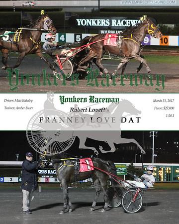 20170331 Race 11- Franney Love Dat