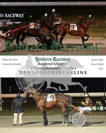 20160304 Race 4- Dewycolorintheline