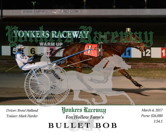 20160304 Race 1- Bullet Bob