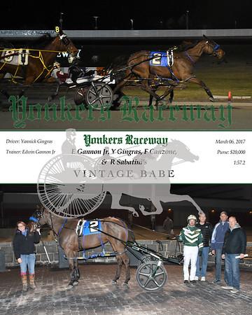 20170306 Race 6- Vintage Babe