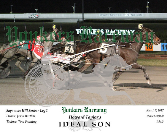 20170307 Race 6- Ideal Son