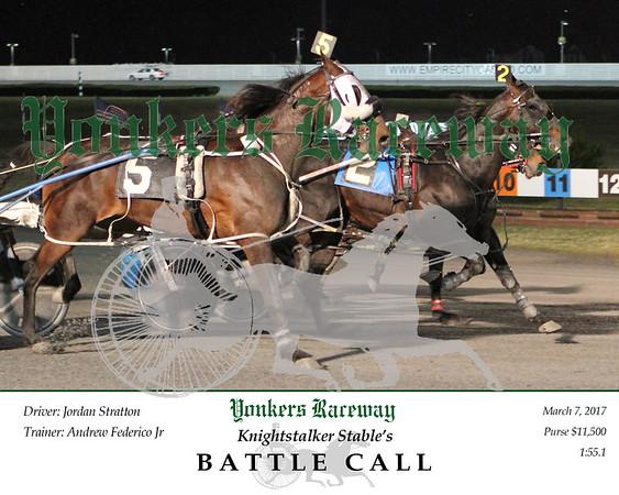 20170307 Race 1- Battle Call