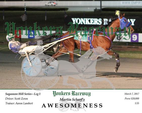 20170307 Race 9- Awesomeness 2