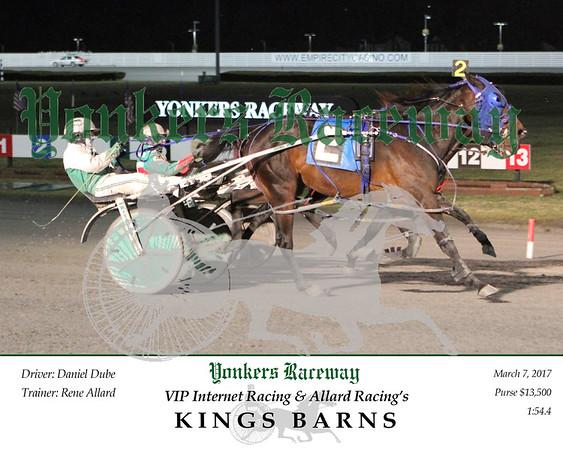 20170307 Race 11- Kings Barns