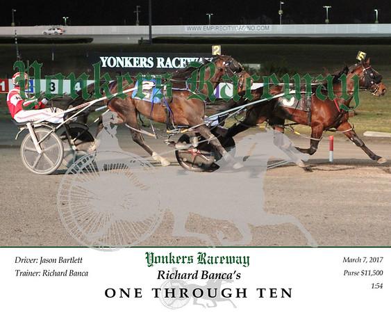 20170307 Race 3- One Through Ten