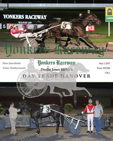 20170501 Race 11- Day Trade Hanover