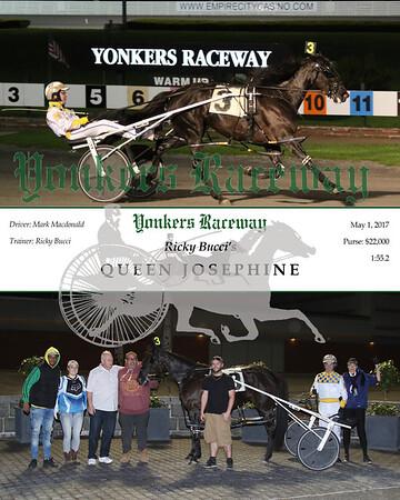 20170501 Race 7- Queen Josephine