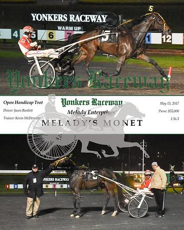 20170513 Race 6- Melady's Monet