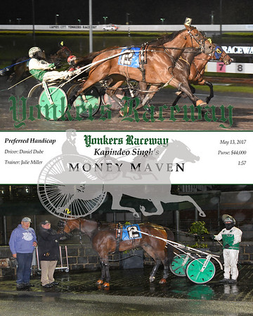 20170513 Race 9- Money Maven
