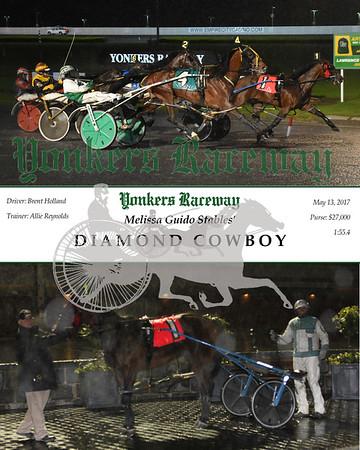 20170513 Race 5- Diamond Cowboy