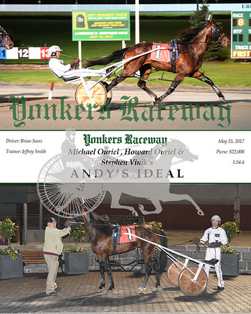 05152017 Race 8-Andy's Ideal