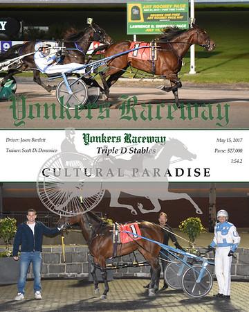 05152017 Race 10-Cultral Paradise