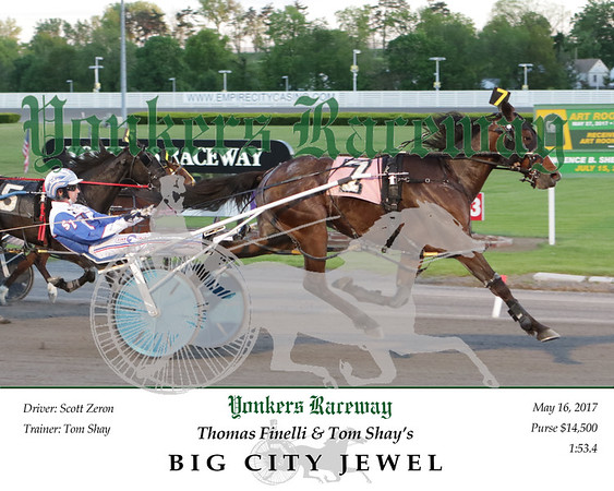 20170516 Race 3- Big City Jewel 1