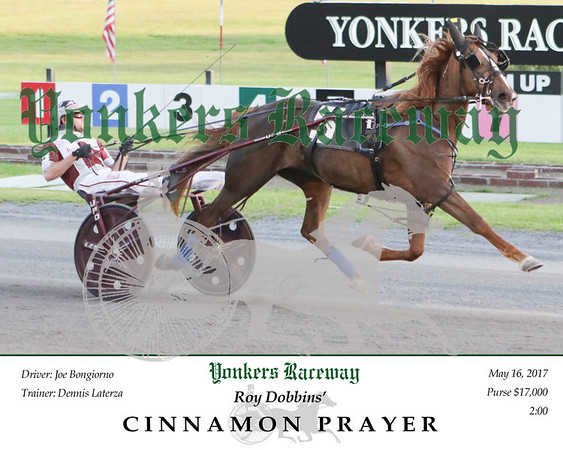 20170516 Race 2- Cinnamon Prayer