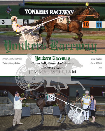 20170519 Race 4- Jimmy  William