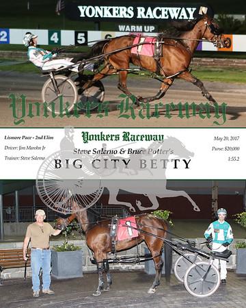 20170520 Race 5- Big City Betty