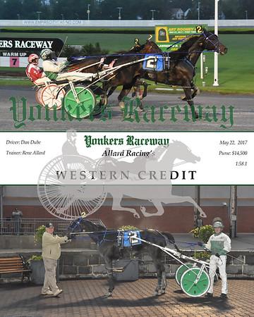 05222017 Race 2-Western Credit