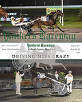 05222017 Race 6-Driving Miss Crazy