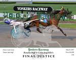 20170523 Race 3- Final Justice 2