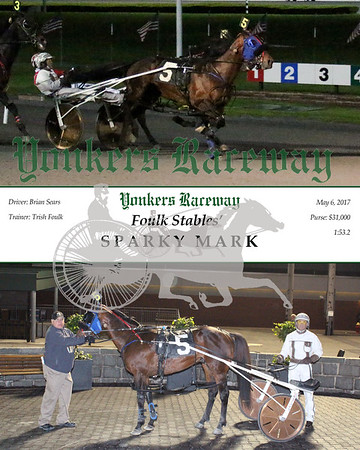 20170506 Race 9- Sparky Mark