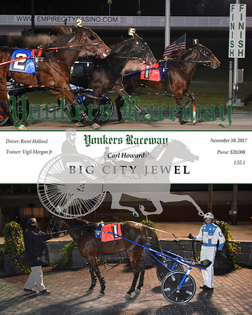 20171110 Race 6- Big City Jewel