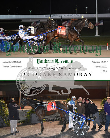 20171110 Race 9- Dr Drake Ramoray