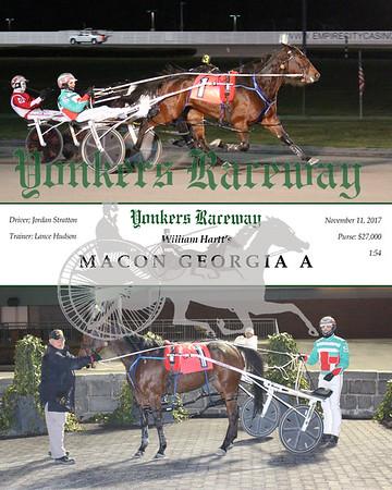 20171111 Race 11- Macon Georgia A
