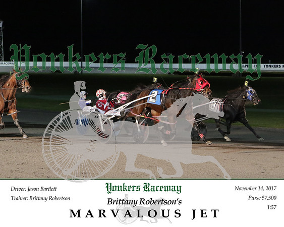 20171114 Race 4- Marvalous Jet