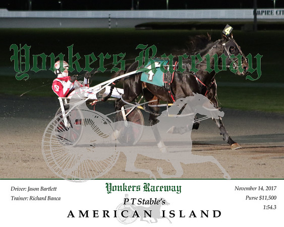 20171114 Race 6- American Island 2