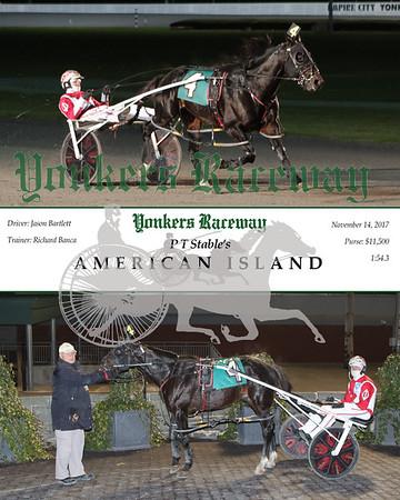 20171114 Race 6- American Island