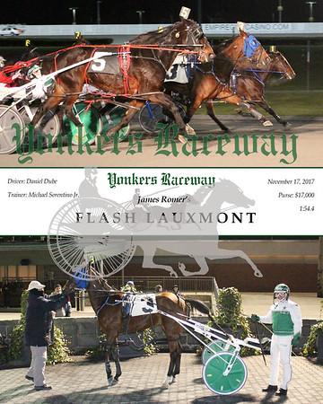 20171117 Race 8- Flash Lauxmont