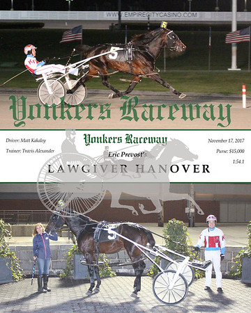 20171117 Race 7-Lawgiver Hanover