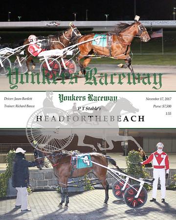 20171117 Race 1- Headforthebeach