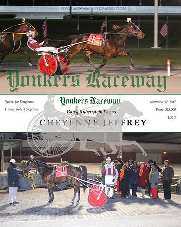 20171117 Race 2- Cheyenne Jeffrey