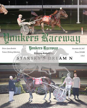 20171118 Race 8- Starsky's Dream N