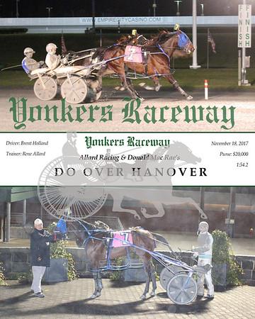 20171118 Race 10- Do Over Hanover