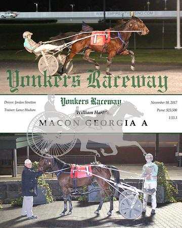 20171118 Race 5- Macon Georgia A
