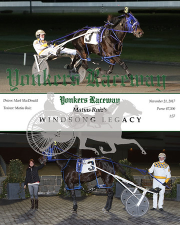 20171121 Race 2- Windsong Legacy