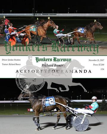 20171121 Race 3- Acefortyfouramanda