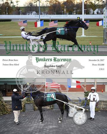 20171126 Race 7- Kronwall